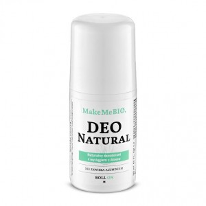 Make Me Bio Deo Natural roll-on