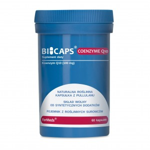 ForMeds BiCaps Coenzyme Q10 serce
